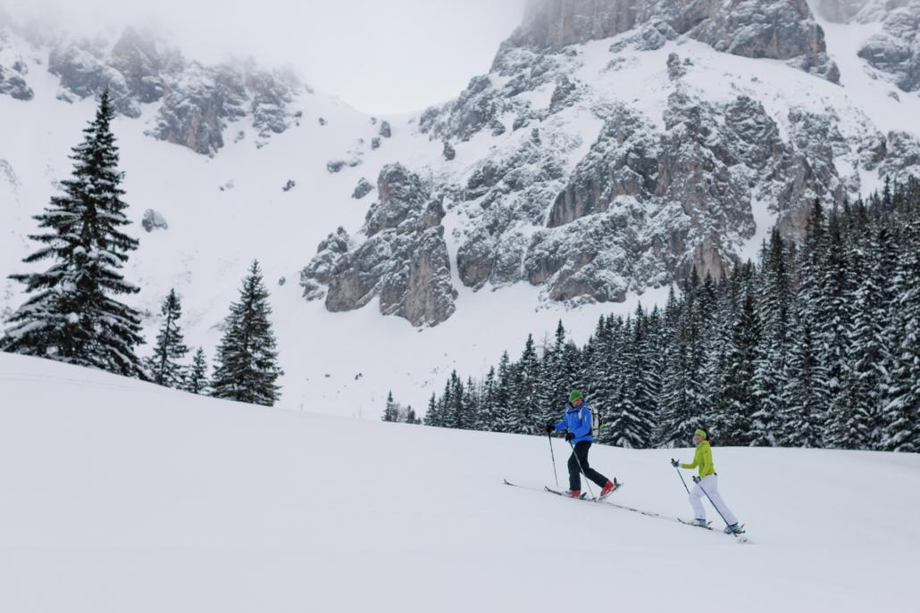 Skitour in Ramsau am Dachstein
